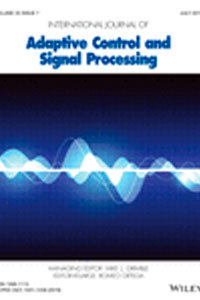 Special Issue of the International_Journal_of_Adaptive_Control and Signal Processing