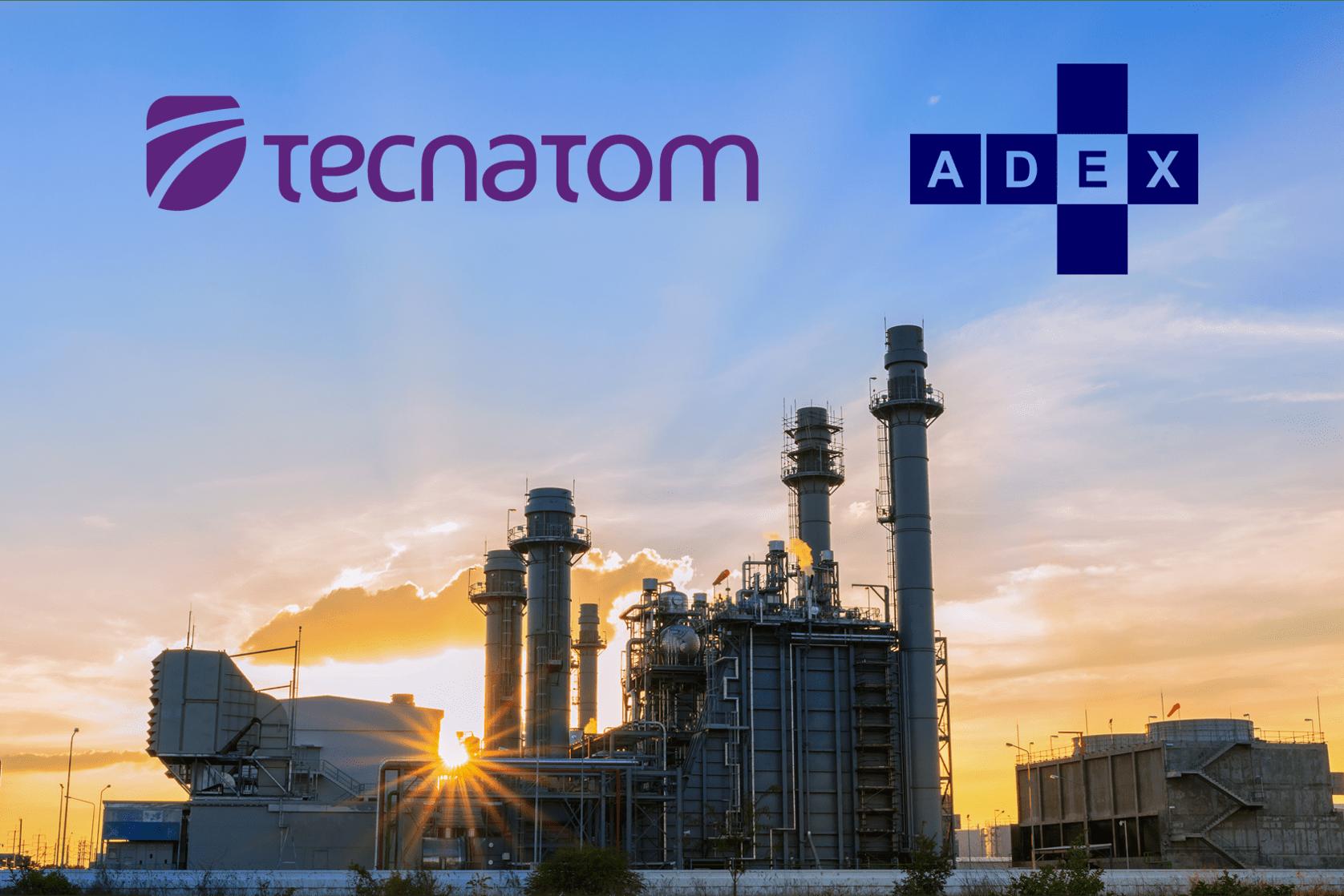 Tecnatom ADEX partnership