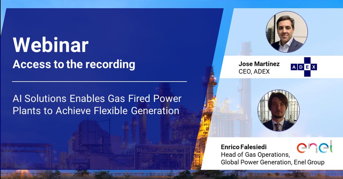 webinar adex enel gas power plants