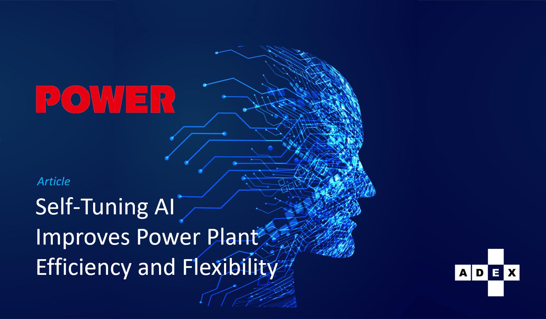 Digitalized body head showing ADEX AI capabilities